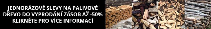 akce na palivové dřevo