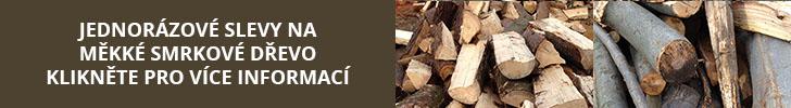akce na měkké dřevo